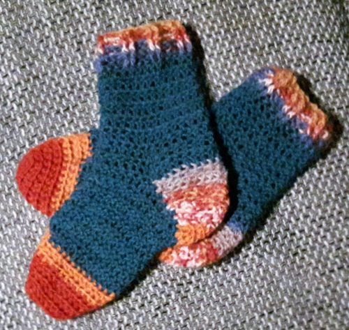 Kindersocken Gr. 25-28